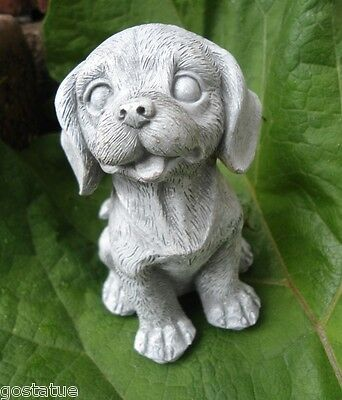 """dog puppy latex only mold multi breed rubber mould 4""""H x 2.5""""W"""