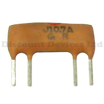 10.7MHz Ceramic IF Filter SFJ10.7MA20H20 Red J10.7A