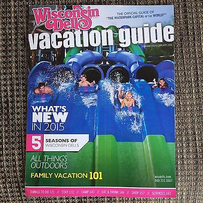 Wisconsin Dells, Wisconsin, Vacation Guide, 2015-2016, Family Vacation 101