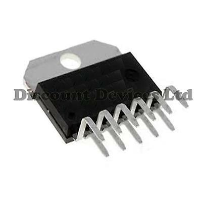 NSC LM3886 LM3886T AF High Performance  Audio Power Amplifier IC 68W
