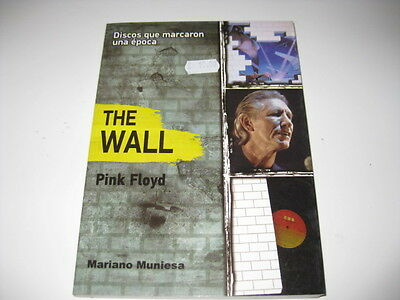 The Wall Spanish Book Pink Floyd 142 Paginas