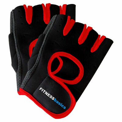 Exercise Glove Weight Training Lifting Gloves Mens Womens Ladies Gloves