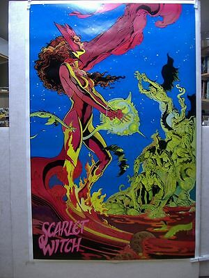 P. Craig Russell: Scarlet Witch Poster (USA)
