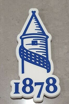 Everton Official Magnet - Tower 1878 - Great Gift Idea
