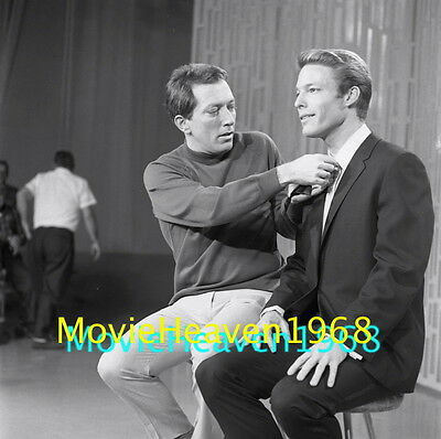 Richard Chamberlain ANDY WILLIAMS VINTAGE 2.25 NEGATIVE 980 PHOTO TRANSPARENCY