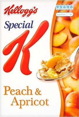 Kellogg's Special K Peach & Apricot (320g)