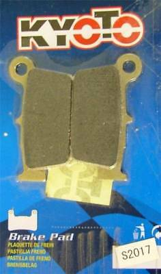 T.M. MX250 (2T) 2005-13 Kyoto Semi-Metal Rear Brake Pads