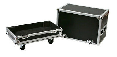 """Pro ATA Road Tour Flight Case for a Vox AC30 2-12 Amp w/4"""" Casters by OSP"""