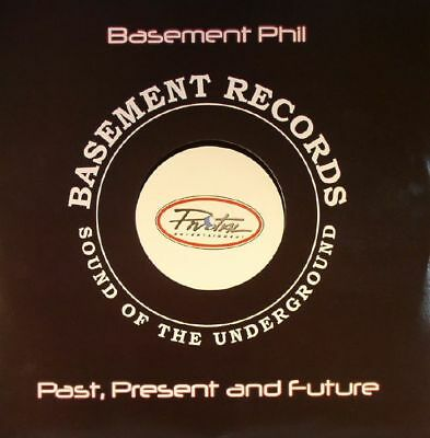"BASEMENT PHIL/VARIOUS - Past Present & Future - Vinyl (12"" box)"