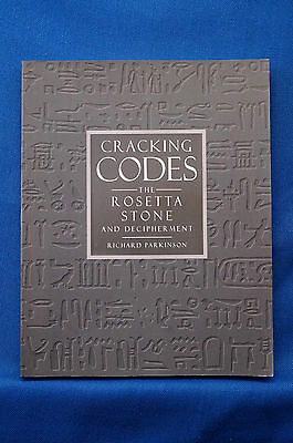 Cracking Codes - The Rosetta Stone and Decipherment