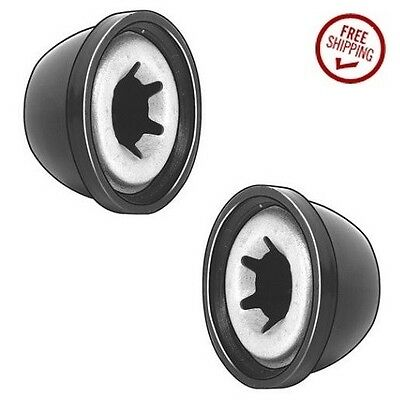 """(Pack of 2) Magliner 80506 5/8"""" Axle Palnut  (Cap Style) Wheel Stop"""