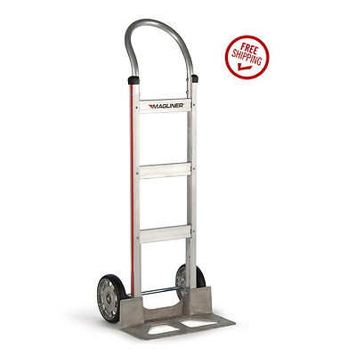 Magliner 111-U-815 Hand Truck with Mold On Rubber Tires