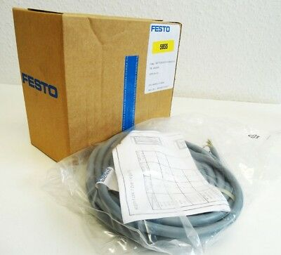 FESTO CPV10-VI Nr. 18200 10P-10-8A-MP-R-Z-8J+WRAB Ventilinsel mit kabel -sealed-