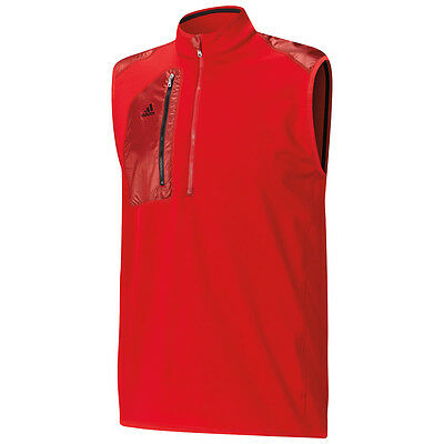38% OFF RRP Adidas Golf Mens ClimaHeat Sleeveless Vest Gilet *Clearance*
