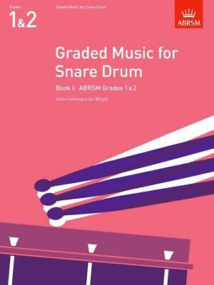 Graded Music for Snare Drum Book I; Wright, I & Hathway, K. - 9781854724441