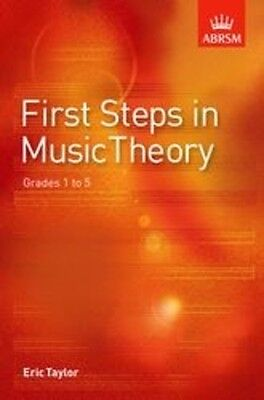 First Steps in Music Theory; Taylor, Eric, FMW - 9781860960901