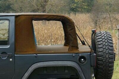 Cargo top per Jeep Wrangler Jk Unlimited 2 porte Deep Sand