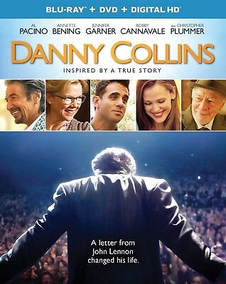Danny Collins Blu-ray + DVD + DIGITAL HD with UltraViolet 2015 NEW