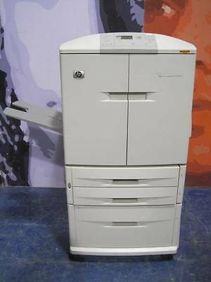 HP Color Laserjet Network Printer Mdl. 9500HDN 9500 HDN All In One Laser 30 day