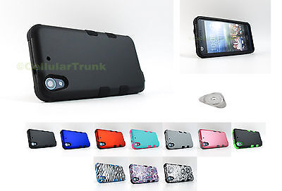 HTC Desire 626 & 626s 625 530 650 | Armor TUFF Protective Rugged Case Cover+Tool