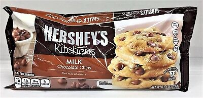 Hershey's Kitchens Milk Chocolate Chips 11.5 oz Hersheys