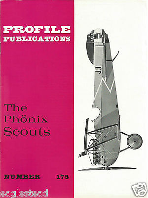 Aircraft Monograph - Phonix - Scouts - Profile Facts Summary (MN123)