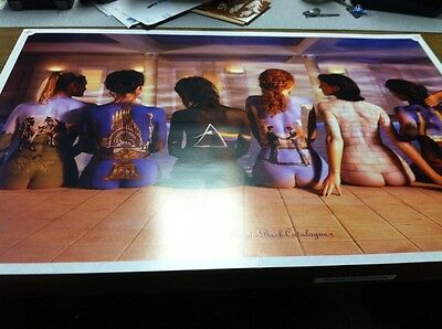 "Pink  Floyd  ""Back Catalogue"" Poster - cheap First Class shipping"