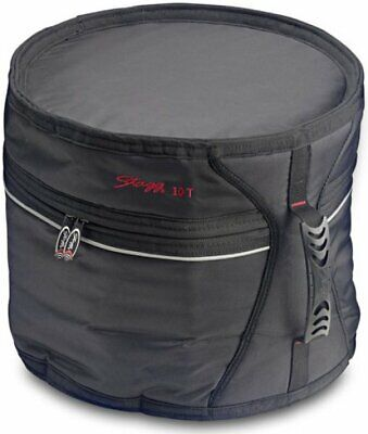 "Stagg 10"" Professional Quality Tom Drum Soft Bag Case STTB-10"