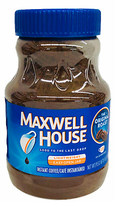 Maxwell House Instant Coffee 8 oz