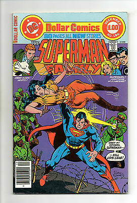 Superman Family Vol 1 No 186 Dec 1977 (VFN) 80 Page Dollar Comic,All New Stories
