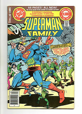 Superman Family Vol 1 No 194 Apr 1979 (VFN+)68 Page Dollar Comic,All New Stories