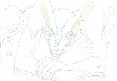 Anime Genga not Cel Naruto #101