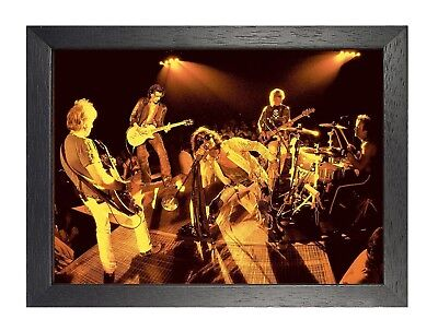 Aerosmith  (4) Rock Band Metal Legends Star Classic Oldschool New Poster A3 A4