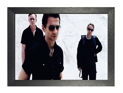Depeche Mode 8 Photo Rock Band Print Heavy Metal Picture Vintage Music Poster