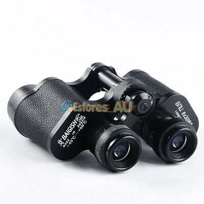【AU】8x30 High Magnification Night Vision Binocular Telescope For Camping Hunting