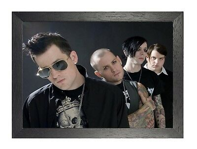 Good Charlotte 19 Photo American Rock Band Legends Picture Retro Music Poster