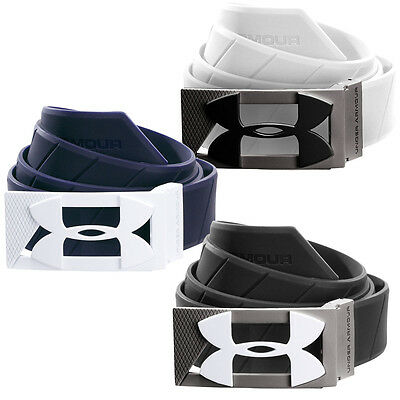 Under Armour 2016 Mens UA Silicone Golf Belt Adjustable One Size Funky Style