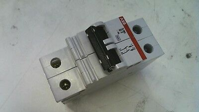 ABB 2 Pole 3A 400V Miniature Circuit Breaker S262-D3