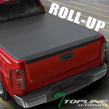 Lock & Roll Soft Tonneau Cover 2014-2016 Chevy Silverado/gmc Sierra 6.5 Ft Bed
