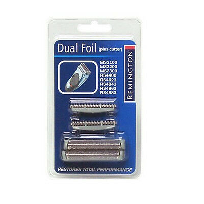Remington SP69 Dual Foil and Cutter Pack MS2100, MS2200, MS2300, MS2290, MS2050