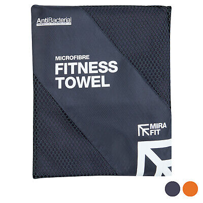 Mirafit Microfibre Gym Towel Fitness/Aerobics/Studio/Exercise Training Classes