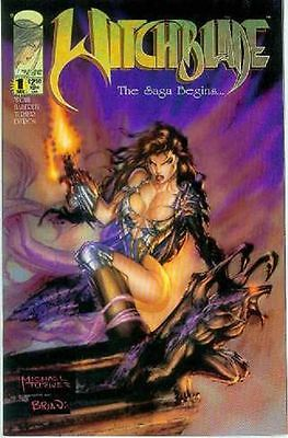 Witchblade # 1 (Michael Turner) (USA, 1995)