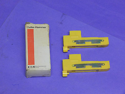 Box of 2 Cutler Hammer D40RPB Reed Relay Poles