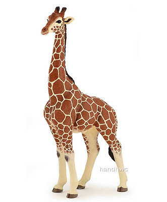 Papo 50149 Giraffe Male Model Animal Figurine Toy Replica - NIP