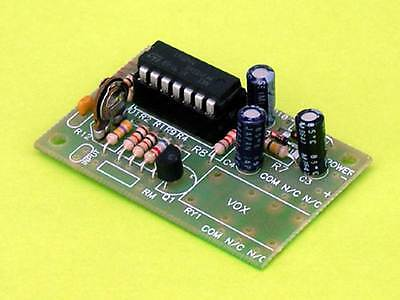 Rainbow Kits Vox-1  Voice Operated Switch Vox Relay Kit