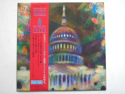 Various George Washington And The Cherry Trees LP Rough Trade 25RTL3006 EX/EX 19