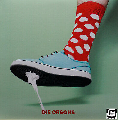 "7"" Single: Die Orsons - What´s Goes?, Limited Edition, NEU & OVP"