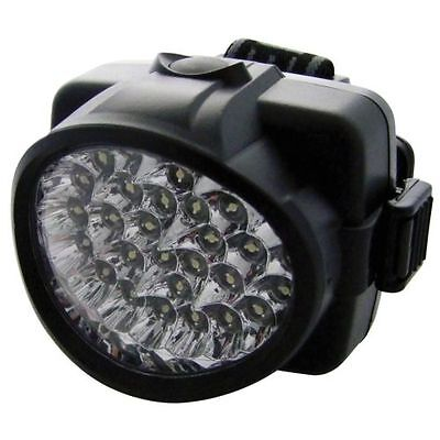 Ultra Bright 32 LED Head Light Night Lamp With Adjustable Strap Band S1511