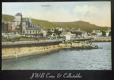 Old Postcard of Dunoon