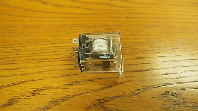 Omron Small Dustcover Multipole Plug-In Relay 110VAC 220VAC 15A LY1F LY1F-12VDC